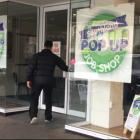 Southland pop up job shop. Screengrab: The South Today