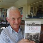 Author Noel Crawford has uncovered a lot of new information on the NZ and Australian Land Company...