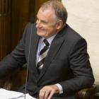 Speaker Trevor Mallard.