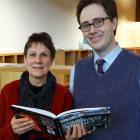 Historian/ researcher Meg Davidson and archivist David Murray will talk next week about Hardwicke...