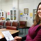 Otago Pioneer Women's Memorial Association historian Rachael Francis is excited about the launch...