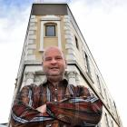 Tone Miller, a peer support worker for Male Survivors of Sexual Abuse Dunedin and Invercargill,...