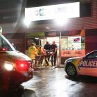 A fourth person, a 12 year old male, has been arrested after the aggravated robbery at The Big...