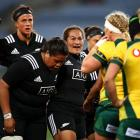 The increasing profile of the Black Ferns has seen a sharp rise in women's rugby playing numbers....
