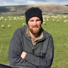 The 50th FMG Young Farmer of the Year Logan Wallace aims to help as many farmers as he can. Photo...