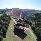 Oceana Gold's Waihi mine on the edge of Waihi township. Photo: Supplied