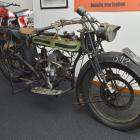 Bill Veitch talked in the column last week about the 350cc Douglas shown by Dunedin motorcycle...