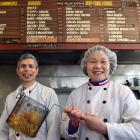 Big Valley Takeaway owners She Chun Choie and his wife Emma have sold their Kaikorai Valley...