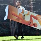 University of Otago master's student Joshua James is seeking help from gay men in Dunedin on his...