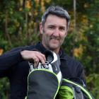 Mahal Pearce packs his bags as he prepares to head to Cambridge to manage Otago at a junior...