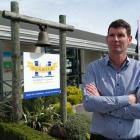 Fenwick School principal Rodney McLellan says the school is in desperate need of an additional...