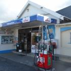 The Kakanui Store, which was robbed on Tuesday. PHOTO: DANIEL BIRCHFIELD