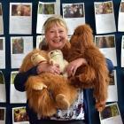 The New Zealand premiere of Dunedin producer Judith Curran's Orangutan Jungle School next week...