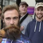Otago University Students' Association recreation officer Josh Smythe gathers with some of his...