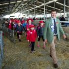 Promoting wool and encouraging young people to participate are the aims of this year's Canterbury...