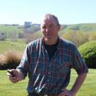 Chairman of the Lawrence-Tuapeka Community Board and Waitahuna farmer Garry McCorkindale says...