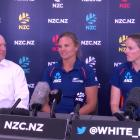 Suzie Bates has stepped down as New Zealand women's cricket captain, paving the way for Amy Satterthwaite to take over. Photo: Twitter