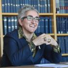 University of Otago law graduate and New Zealand Solicitor-general Una Jagose at the Otago Law...
