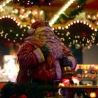 The Christmas market in Regensburg. Photo: Reuters