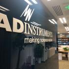 ADInstruments Shanghai office. Photo: Chris Morris