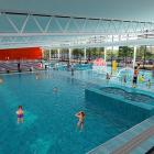 A proposed concept design for the new Mosgiel pool. IMAGE: SUPPLED