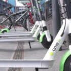 Lime e-scooter  Image NZ Herald