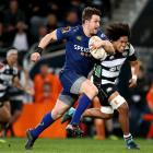 Otago captain Michael Collins had a strong game against Hawke's Bay in last weekends semifinal....