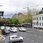 """The Dunedin City Council and the University of Otago will build a new bee-themed """"pocket'' park..."""