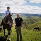 """Hinterland Foods from Moawhango in the Rangitikei district has won the """"Got Beef"""" campaign. Photo..."""
