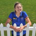 Otago Cricket Association development officer Jess Davidson is looking forward to taking up the...