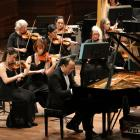 Wellington-based pianist and teacher Jian Liu finds he can be himself and relax into the music...
