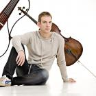 German-Canadian cellist Johannes Moser. Photos: Supplied