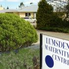 Lumsden Maternity Centre. Photo: Guy Williams
