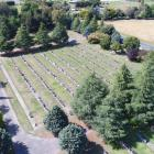 Mangaroa Cemetery may need to be redeveloped to support the dead of Hastings. Photo: Supplied via...
