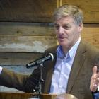 Former Prime Minister Sir William English was a keynote speaker at Investing in New Zealand...