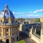 A private education and a degree from Oxford (pictured) or Cambridge are essentially a golden...