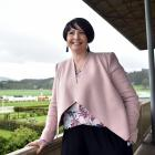 New Otago Racing Club general manager Rebecca Adlam at the Wingatui course yesterday. Photo:...