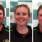 Dunsandel Young Farmers club members Jonny Brown (left), Alex Knowles and Martin Bates have...