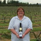 Three Miners Vineyard owners Dr Kirstin Wright, along with husband Paul, of Earnscleugh, were...