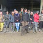 Kane Gillan manages the 65ha Winton A & P Association's research farm, which is also used to...