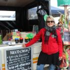 Otago Farmers Market Manager Kate Vercoe said they liked to keep the market authentic by having...
