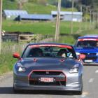 The Targa Tour is a non-competitive option for drivers to follow the rally's route on closed...