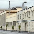 South Dunedin's Hillside workshops closed  in 2012. Photo: ODT files