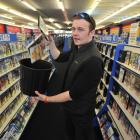 One of the last places  in Otago and Southland that rents out movies is about to close. United...
