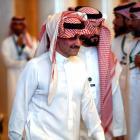 Saudi Arabian billionaire Prince Alwaleed bin Talal attends an investment conference in Riyadh....