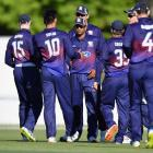 Auckland will be the team Otago is hoping to face in Saturday's Ford Trophy final. Photo: Getty...