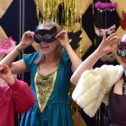 At the third annual ball organised by Otago Polytechnic students for people with disabilities are...