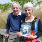 Owaka authors Mike and Anabel McPhee prepare to launch their book The Catlins and the Great War...