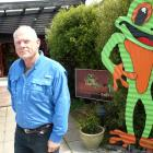 The owner of the Whistling Frog Resort in the Catlins, Paul Bridson, believes freedom camping can...