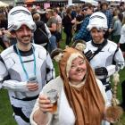 More than 6000 thirsty beer enthusiasts sampled brews at the  Dunedin Craft Beer and Food...